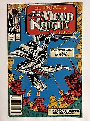 Marc Spector: Moon Knight #17 (Marvel Comics) Aug.1990