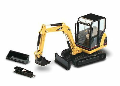 CATERPILLAR 302-5 Mini Hydraulic Excavator - 1:50 Scale by Norscot