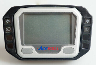 Acewell Speedometer plug and play 6 pin Gas Gas EC Models