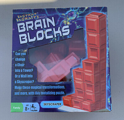 BRAIN BLOCKS PUZZLE - $8 95 | PicClick