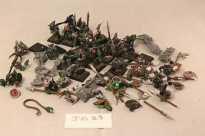 Warhammer Orcs and Goblins Troop Lot