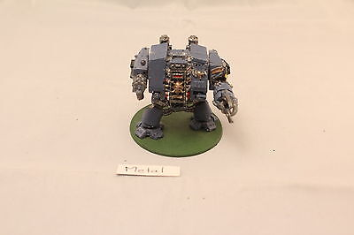 Warhammer Space Marine Dreadnought Metal