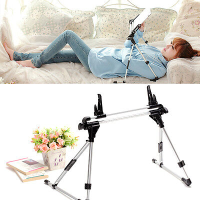 Foldable Desk Floor Stand Lazy Bed Tablet Holder Mount For iPad Tablet PC Lot DK