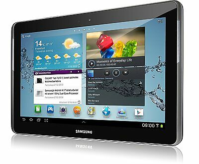 Samsung Galaxy Tab2 argent 16GB WIFI 3G Android Tablette PC #bien