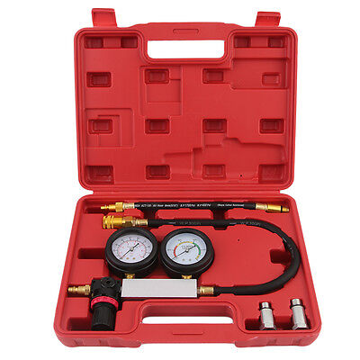 Car Vehicle Cylinder Leak-Down Tester Leakage Engine Compression Detector BY