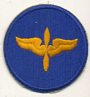 Cadet pilot training patch real WWII make US Army Air Force USAAF