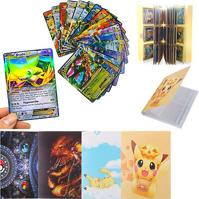 Pokemon EX Card Mega Flash Trading Cards & Ultra Pro Pokemon Album / Portfolio
