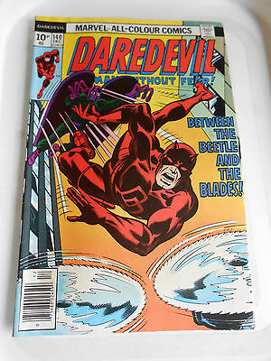 Daredevil  #140 Dec 1976 Rare!!  VGC