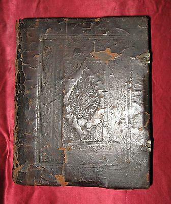 Antique religious book of the Old Believers. 1913 year.