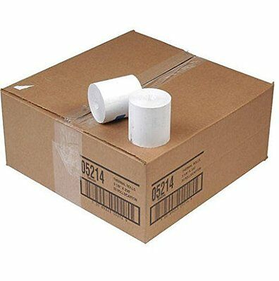 """Thermamark RPT3.125-STD-CASE Thermal Receipt Paper, 3.125"""" width x 230 Length,"""