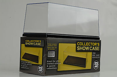 1 x Display cabinet / Showcase Acryl 270 125 112 mm without ohne car figure 1:24