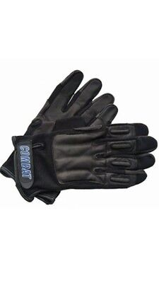 Szco Supplies Leather SAP Gloves Combat Weighted Knuckle Leather XL