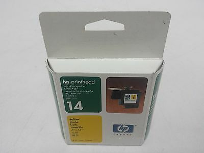 HP 14 Printhead Yellow C4923A to suit HP 1160