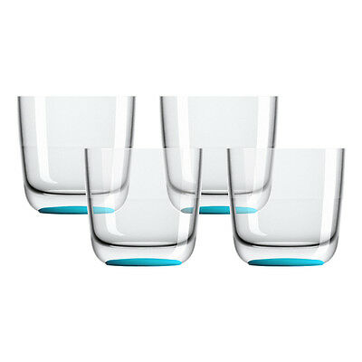 NEW Palm Marc Newson Blue Outdoor Whisky Set 4pce