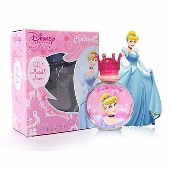 Disney Cinderella 50ml Eau De Toilette Spray - BRAND NEW BOXED & SEALED