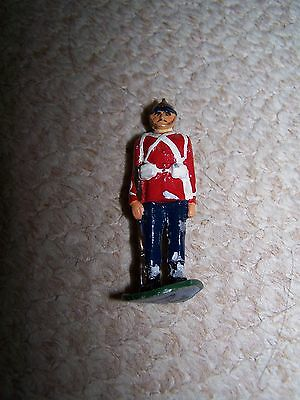 Painted Lead Soldier