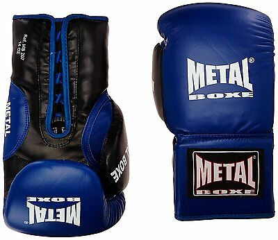 Metal Boxe Gants de boxe Rouge 8 oz