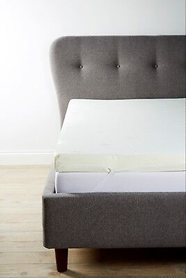 Memory Foam Mattress Topper - Orthopedic | All UK Sizes | Choice of Cover