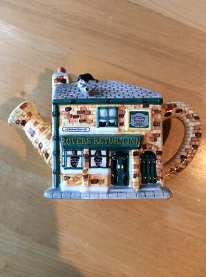 Coronation Street Collectible Figurine Watering Can Annie Rowe