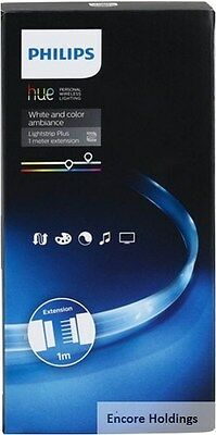 Philips Hue 800268 39.5-inch Dimmable Color Changing Lightstrip