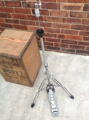 Free P&P. Mapex Double Brace Hi Hat Stand wi Clutch.  for Drum kit.