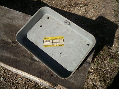 Vespa Moped Battery Storage Box New Old Stock