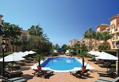 FOR SALE 2 bed gold APT at 5* Marriott's Marbella Beach Resort in Spain.