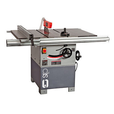 """SIP Professional Cast Iron Table Saw 10"""" / 254mm - 3hp"""