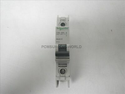 C60 30A Multi 9 Schneider Electric Circuit Breaker 1 Pole 240V (New No Box)