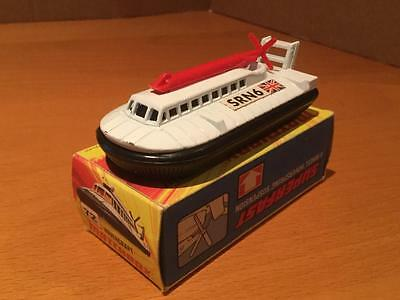 Matchbox Superfast Wheels 72 SRN6 Hovercraft VNMIB