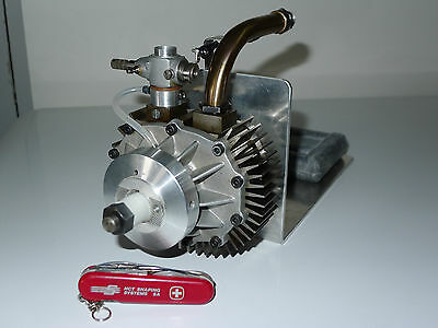Graupner NSU Wankel Rotary Engine 2.28 Cu In 37.41cc 4.9 HP Vintage 1 of only 50