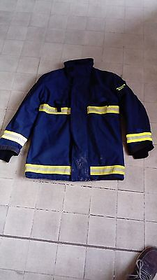 lion apparel fire kit PPE fire service,  great condition