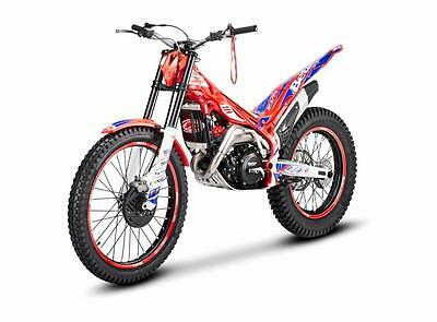 Beta Evo 125 Factory Trials 2T 2017 Nationwide Delivery Finance Available Px