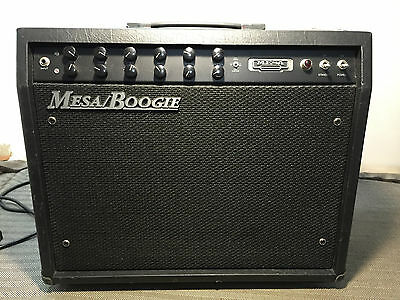 Mesa Boogie F-50 50W Reverb Tube Combo Guitar Amp w/ Footswitch !!
