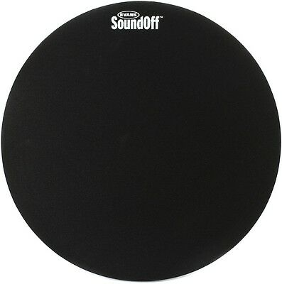 "Evans SoundOff Tom Mute - 13"" (SoundOff 13"" Mute)"