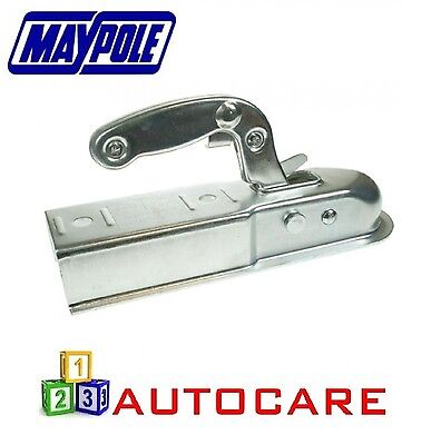 Maypole 50MM Hitch Pressed Steel EU Approved mp80