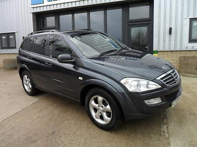 09 Ssangyong Kyron 2.0TD 4WD EX 5DR Auto