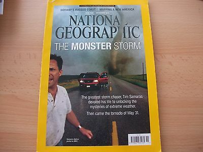 National Geographic November 2013  New