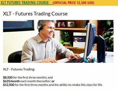 Futures Trading Course - Online Trading Academy Xlt
