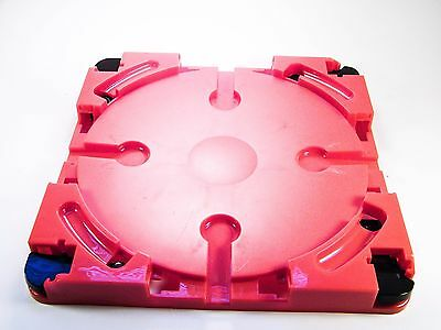 Spare/replacement Hungry Hippos Plastic Board Game Main Body Red