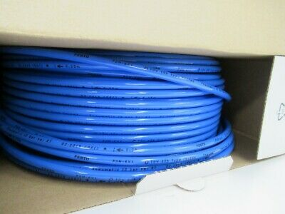 PUN-6X1-BL 159664 Festo Plastic Tubing 6mm Blue 50M (New)