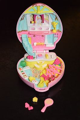 Polly Pocket Bluebird 95 Stylin Workout + accessoires