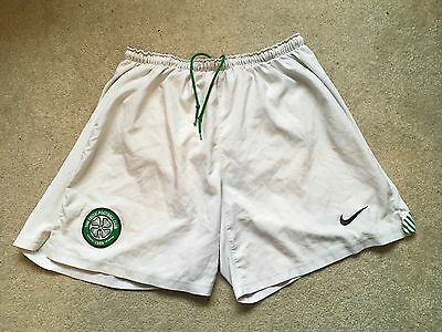 Nike Total 90 Celtic Home Football Soccer Shorts Size L Large