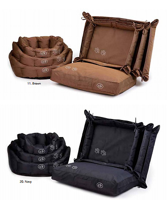 Gor Pets Outdoor Water Resistant Dog Beds