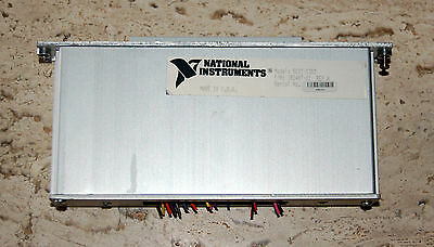 National Instruments SCXI-1303 32-CHANNEL Isothermal Terminal Block PN 182487-01