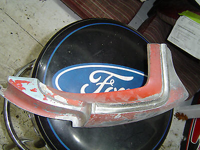 1967-1968 Ford Mustang Fastback Right Quarter Panel Extension
