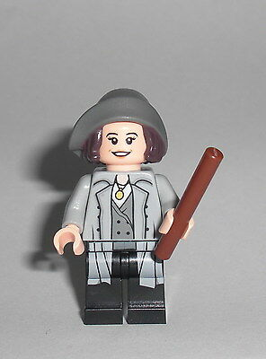 LEGO Dimensions - Tina Goldstein  Figur Minifig Fantastic Beasts Tierwesen 71257