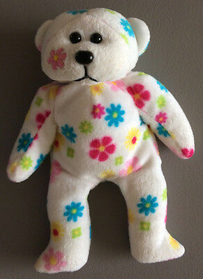 Beanie Kids • Flores the Spring Bear (now retired)
