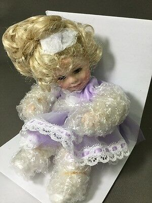 Marie Osmond Doll : Tranquility Tiny Tot  1671-326
