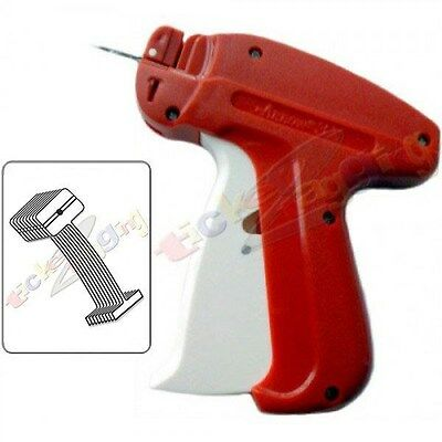 "Arrow¨ 3X Fine Fabric Dennison Style Tag Tagging Gun + 500 3"" Barbs + 1 Needle"